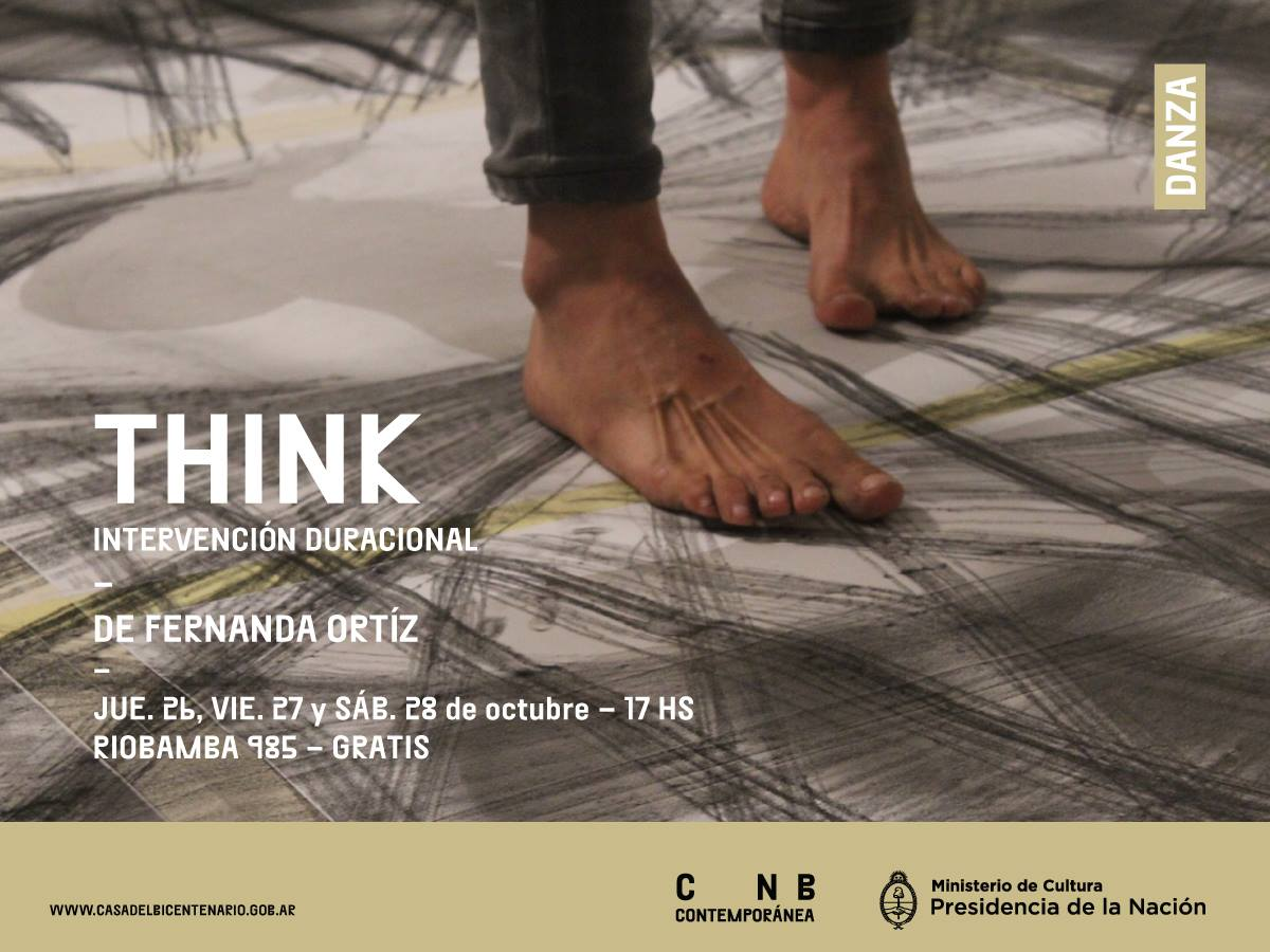 THINK in CNB CONTEMPORÁNEA